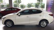 Bán ô tô Mazda 2 sản xuất năm 2019, màu trắng, giảm ngay tiền mặt