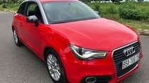 Audi A1 2012 đã qua sử dụng chỉ dám chốt giá nhỉnh hơn VinFast Fadil