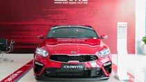 Kia Cerato 2019, đỏ Cr5, 184tr, hỗ trợ trả góp hồ sơ nhanh gọn, duyệt trong ngày