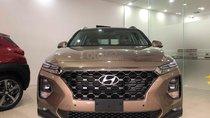 Bán Hyundai Santa Fe 2019 máy dầu, vàng cát, tặng 10triệu - nhiều ưu đãi - LH: 0964898932