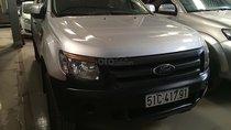 Cần bán xe Ford Ranger XL 2.2L 4x4 MT sản xuất 2014, màu bạc