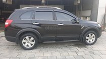 Bán Chevrolet Captiva KLAC1FF năm sản xuất 2009, màu đen xe gia đình