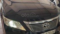 Cần bán Toyota Camry 2.5Q 2013, màu đen chính chủ