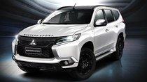Mitsubishi Pajero 2019 Sport Black Series công bố giá 803 triệu đồng tại Philippines