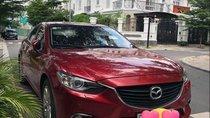 Bán ô tô Mazda 6 AT 2.0 đời 2015, màu đỏ, biển số TP. HCM