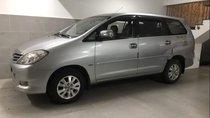 Cần bán xe Toyota Innova đời 2011, màu bạc, giá tốt
