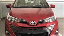 Cần bán xe Toyota Vios E sản xuất 2019, màu đỏ