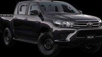 Bán Toyota Hilux MT 2018, màu đen, xe nhập chính chủ, giá tốt