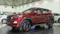 Bán xe Hyundai Tucson 2019, màu đỏ, 799 triệu