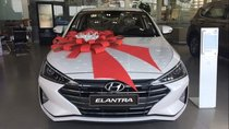 Hyundai Bà Rịa Vũng Tàu bán Hyundai Elantra năm 2019, màu trắng, 580tr