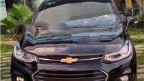 Bán Chevrolet Trax 1.4 LT năm 2017, màu đen, giá 600tr