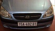 Bán Hyundai Getz năm sản xuất 2009, nhập khẩu từ Hàn Quốc, đăng ký lần đầu năm 2009