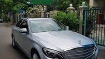 Bán Mercedes-Benz C250 Exclusive, màu bạc, nội thất đen, xe đời 2015, chạy được 53000km
