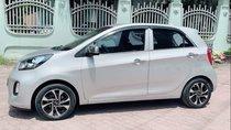 Bán xe Kia Morning năm sản xuất 2016, màu bạc, xe đi rất giữ gìn
