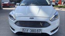 Cần bán lại xe Ford Focus Titanium Ecoboost năm sản xuất 2017, màu trắng, xe bao không ngập nước