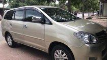 Cần bán Toyota Innova 2.0 sản xuất 2009, xe vẫn đang sử dụng bình thường không lỗi lầm gì