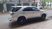 Chính chủ bán Toyota Fortuner năm 2016, màu bạc