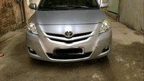 Cần bán xe Toyota Vios G sản xuất năm 2008, màu bạc