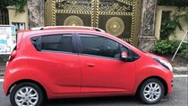 Cần bán gấp Chevrolet Spark sản xuất 2015, màu đỏ, nhập khẩu, số tự động đi rất sướng