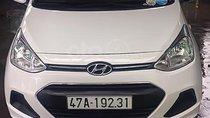 Bán Hyundai Grand i10 năm 2017, màu trắng, nhập khẩu