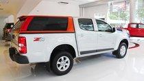 Bán Chevrolet Colorado LT 2.5L 4x4 MT đời 2019, màu trắng, nhập khẩu