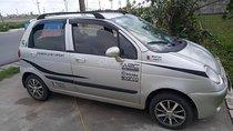 Cần bán lại xe Daewoo Matiz SE 0.8 MT đời 2008, màu bạc