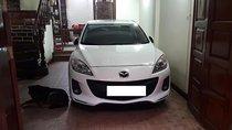Cần bán gấp Mazda 3 sản xuất 2014, màu trắng