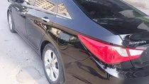 Cần bán lại xe Hyundai Sonata Y20 2.0 AT đời 2009, màu đen, nhập khẩu