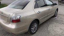 Bán Toyota Vios E đời 2013, màu vàng giá cạnh tranh
