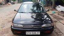 Bán xe Honda Accord đời 1993, màu đen