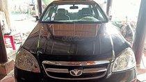 Cần bán Daewoo Lacetti đời 2009, màu đen xe gia đình, giá tốt