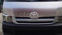 Bán Toyota Hiace sản xuất 2005, xe cũ đi giữ gìn
