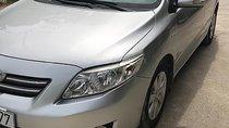 Cần bán xe Toyota Corolla altis 1.8G AT đời 2009, màu bạc