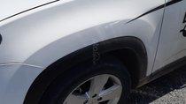 Bán đấu giá xe Chevrolet Orlando số sàn, đăng ký 2017, màu trắng ít sử dụng, 375triệu