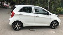 Cần bán xe Kia Morning 2015, màu trắng, giá tốt
