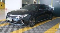 Cần bán Kia Optima GTLine 2.4AT sản xuất 2018, màu xanh lam