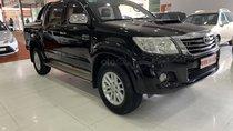 Bán xe Toyota Hilux đời 2011, màu đen, nhập khẩu