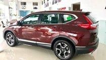 Honda Ôtô Vũng Tàu _ CR-V 2019 NK Thái ưu đãi lớn, nhiều quà tặng, có xe giao ngay, liên hệ 0901 638 479