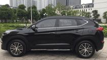Bán Hyundai Tucson năm sản xuất 2016, màu đen, xe nhập giá cạnh tranh