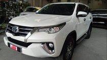 Bán Toyota Fortuner 2.7AT 4x2 sản xuất năm 2017, màu trắng, nhập khẩu