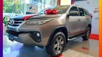 Bán Toyota Fortuner 2.4MT số sàn, máy dầu, 1 cầu
