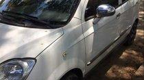Bán Daewoo Matiz AT đời 2009, màu trắng, xe đẹp