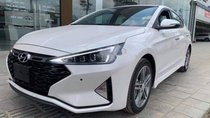 Cần bán Hyundai Elantra năm sản xuất 2019, màu trắng, giá cực ưu đãi