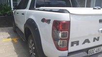 Cần bán gấp Ford Ranger 2018, màu trắng, xe mới 98%