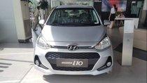 Bán Hyundai Grand i10 đời 2019, màu bạc