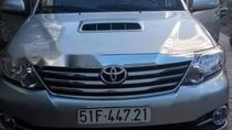 Bán Toyota Fortuner đời 2017, màu bạc, nhập khẩu nguyên chiếc, xe chính chủ