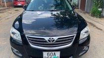 Cần bán gấp Toyota Camry 2.4G sản xuất năm 2007 màu đen, xe gia đình, giá tốt