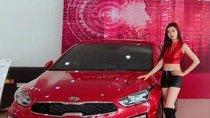 Bán ô tô Kia Cerato MT đời 2019, màu đỏ, nhập khẩu