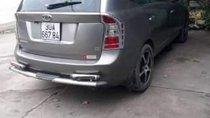 Cần bán lại xe Kia Carens 2.0 AT sản xuất 2010, màu xám, xe gia đình sử dụng