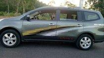 Cần bán gấp Nissan Grand Livina đời 2010, nhập khẩu, xe còn mới